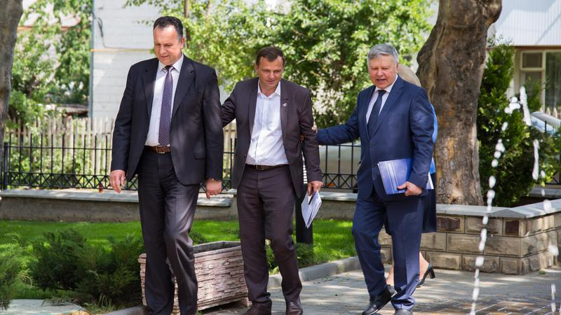 Andrei Năstase, întâlniri9 | Sursa: platformada.md