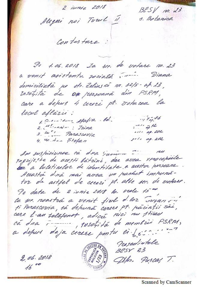 lista botanica