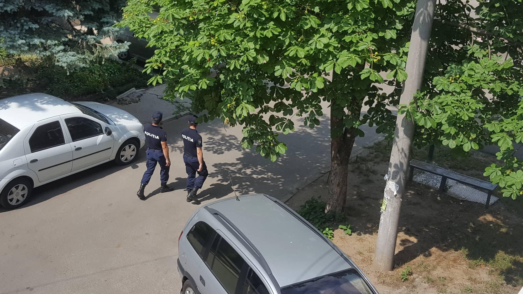 poliţişti curtea de apel