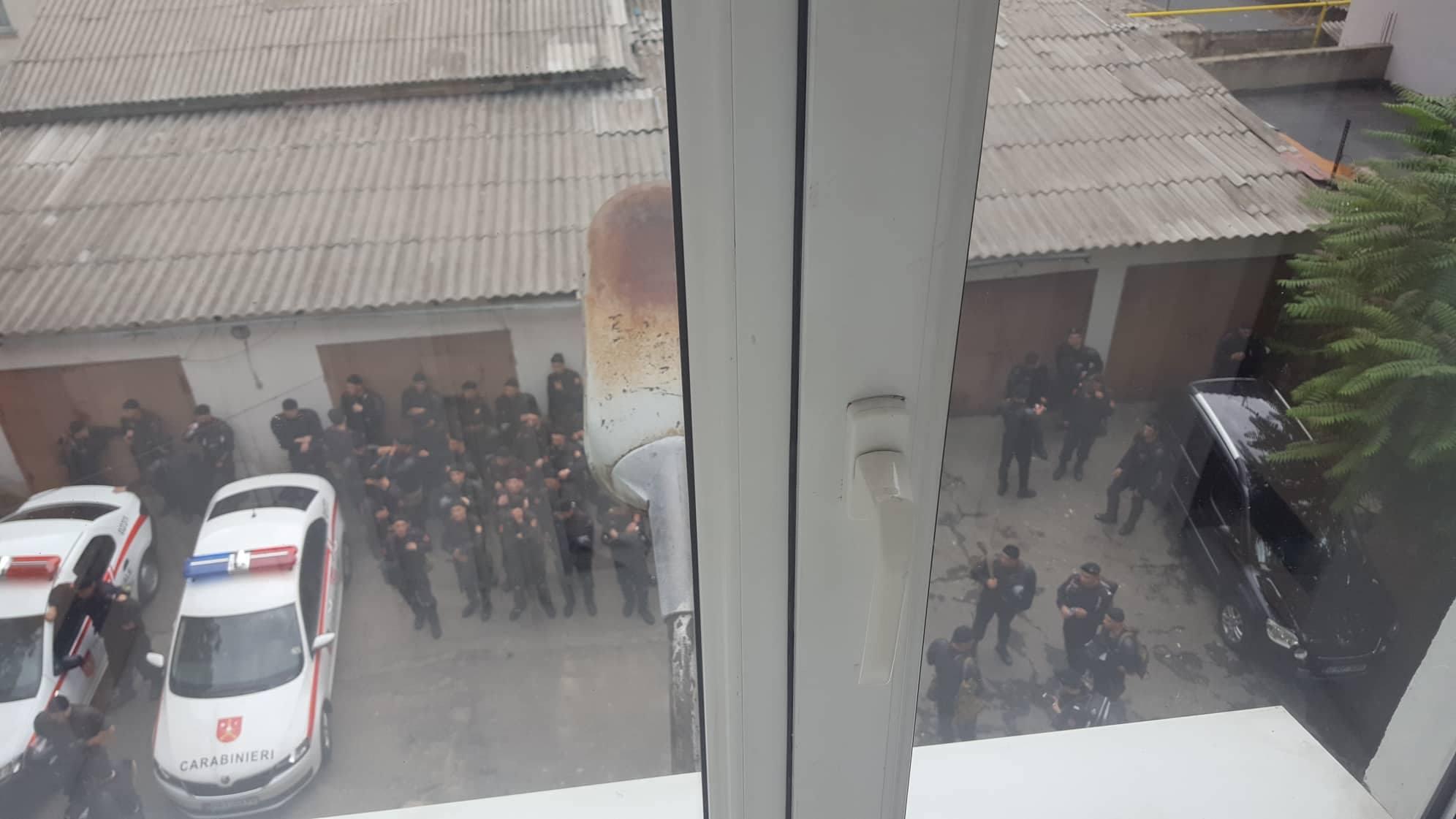polițiști CEC