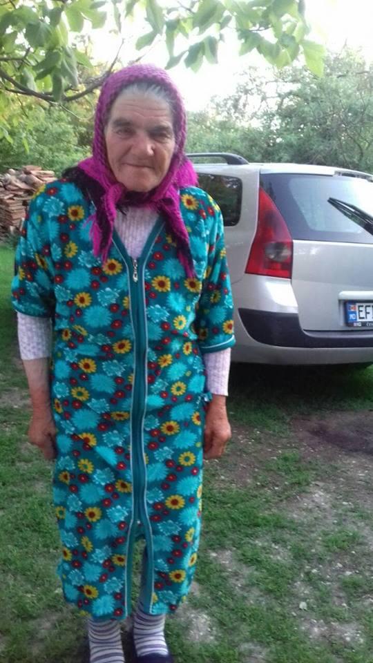 bătrână dispărută
