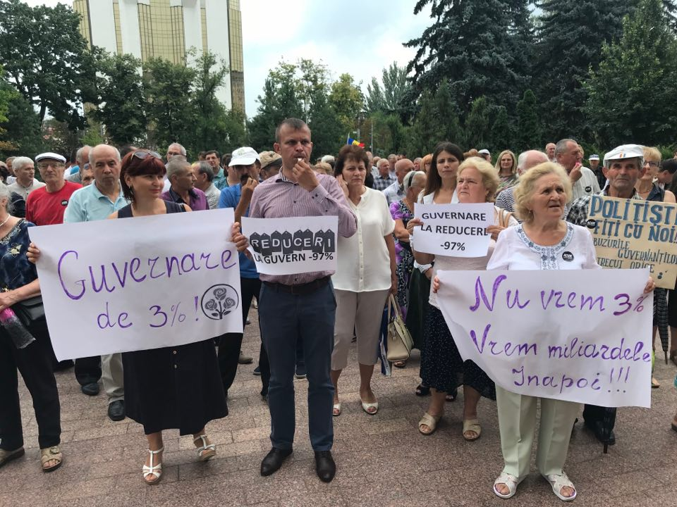 protest Parlament