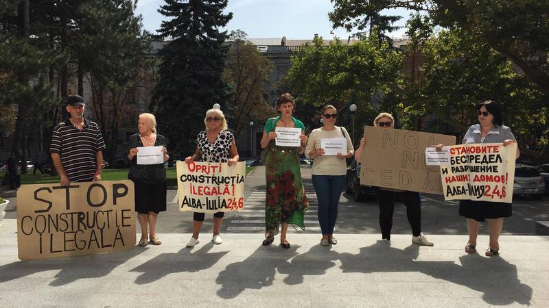 locatari Alba Iulia | Sursa: facebook.com/alexander.slusari