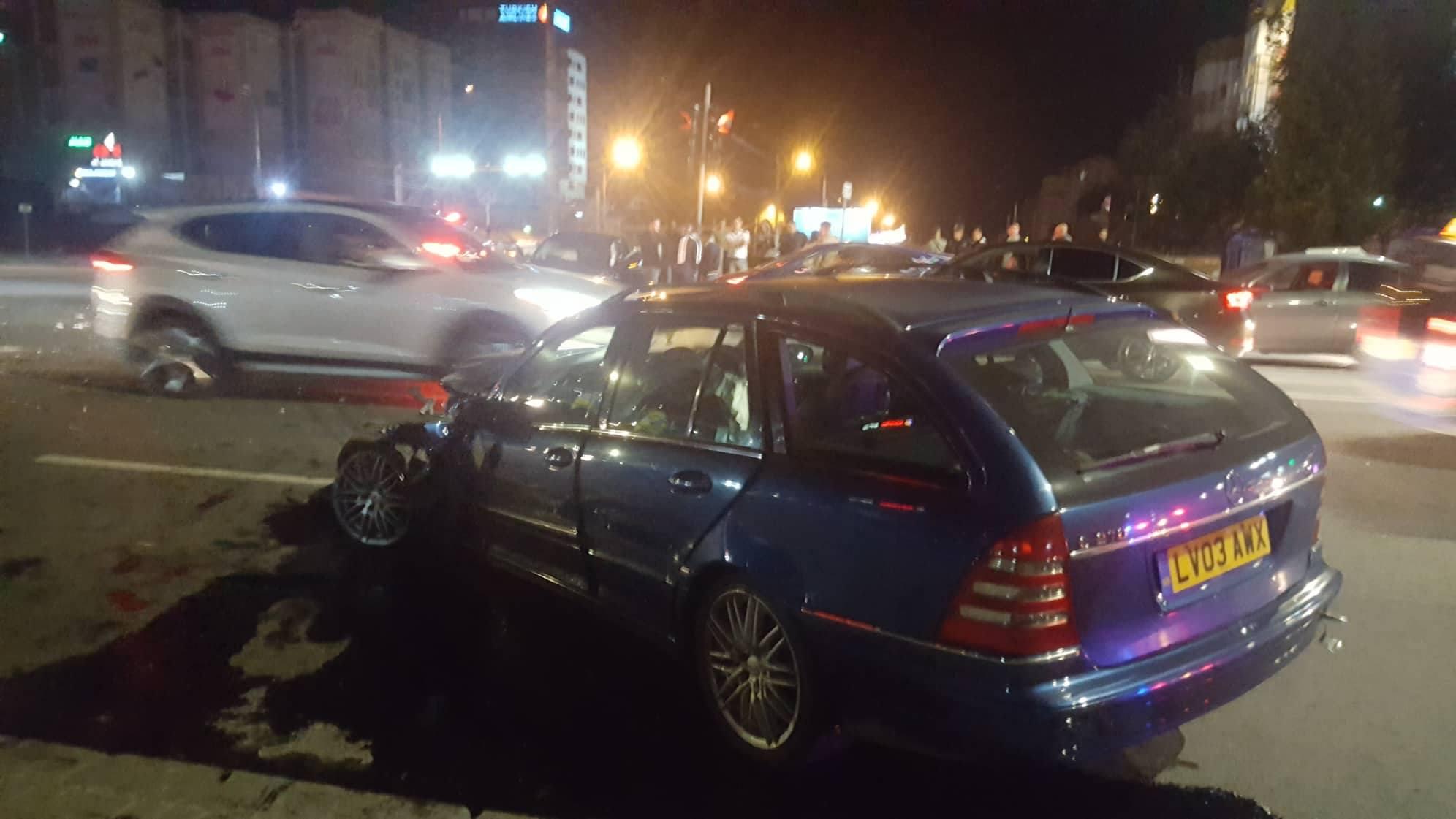 accident Ștefan Ismail