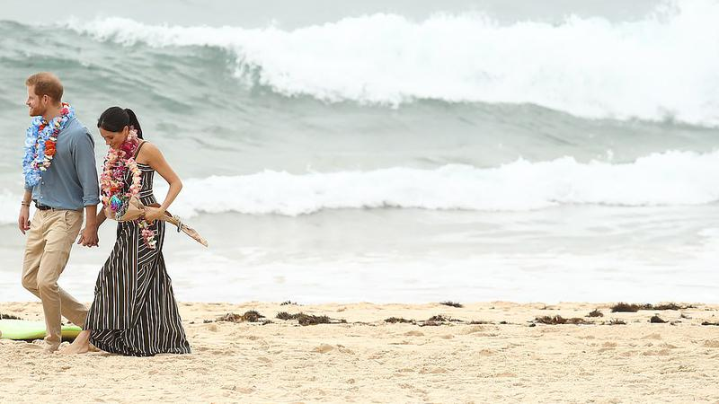 prințul harry plaja1 | Sursa: Getty Image