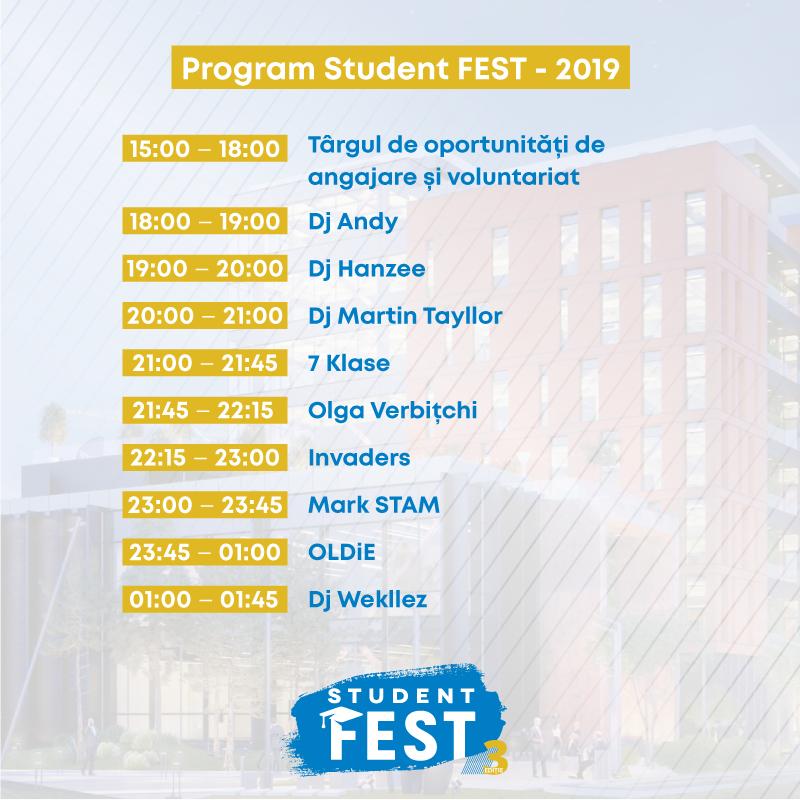 Program student fest