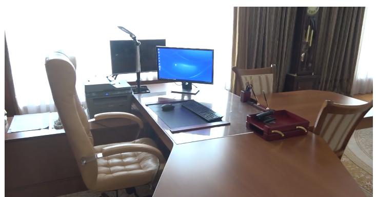 Biroul lui Iurie Leancă