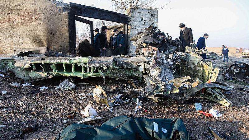 Ce face cutia neagră și cum ar putea rezolva misterul prăbușirii avionului din Iran