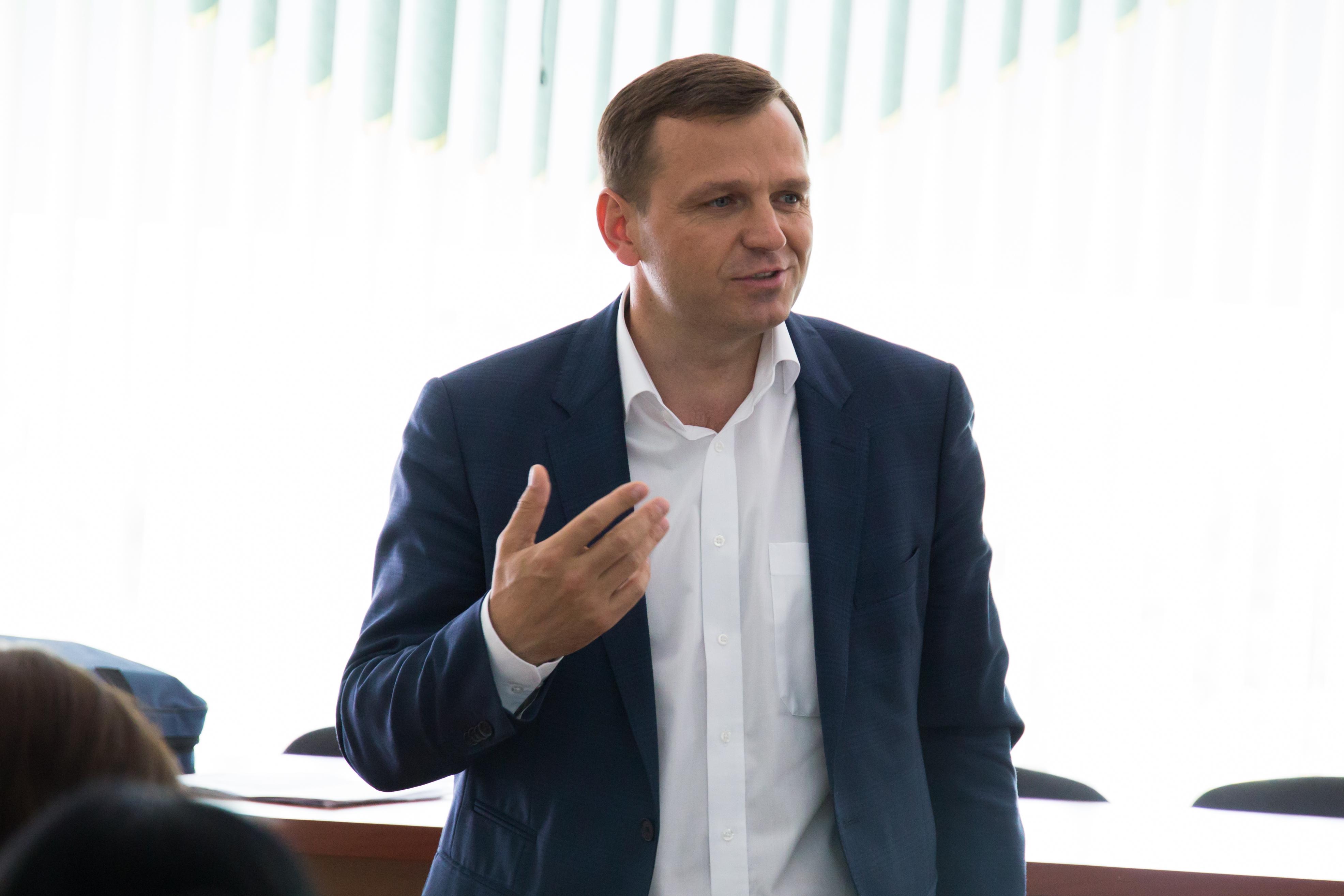 Andrei Năstase, întâlnire medici2
