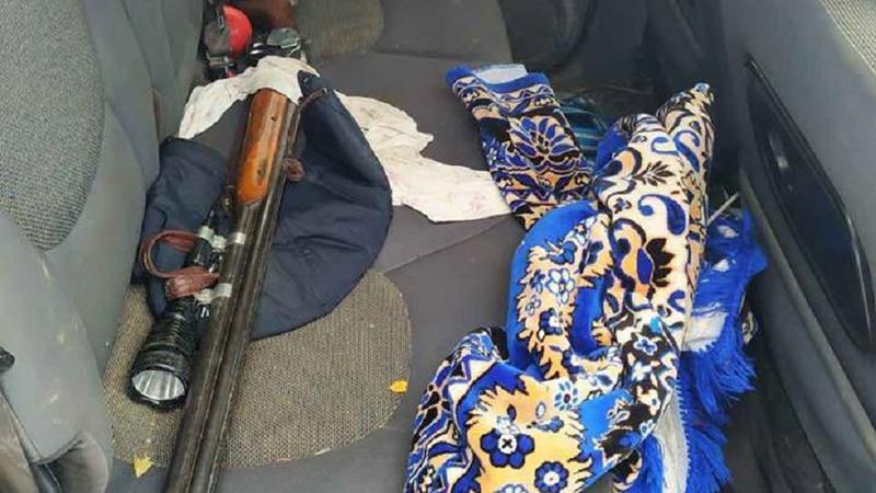 armă de vânătoare | Sursa: border.gov.md