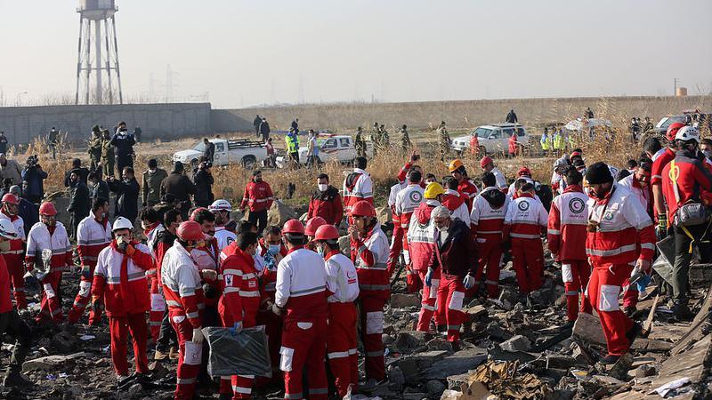 avion prăbușit Ucraina | Sursa: Anadolu Agency