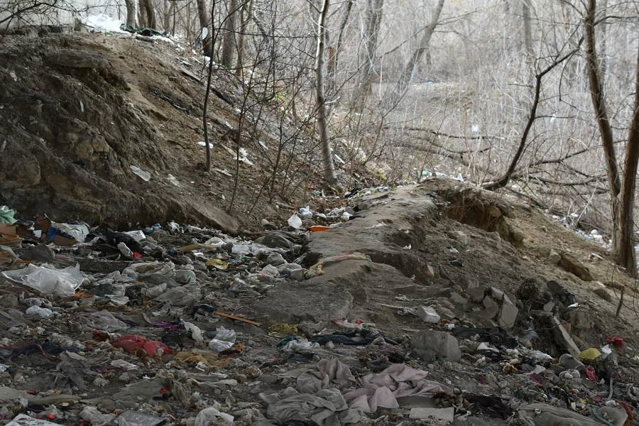 gunoi Chișinău străzi