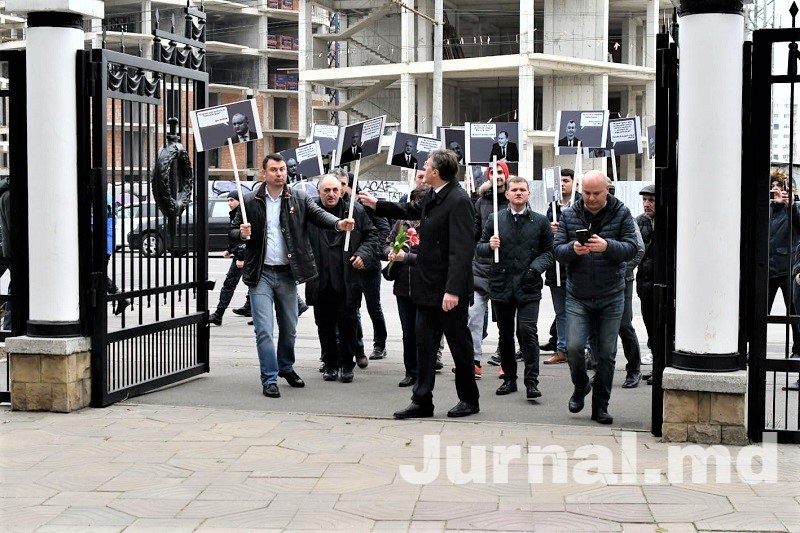 protest la Memorial, 2.03.2020