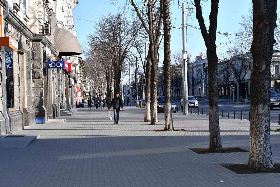centrul Chișinăului