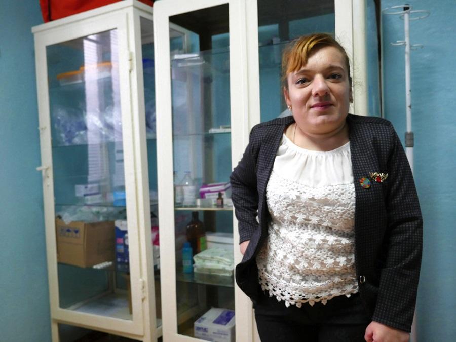 Elena Crâșmari