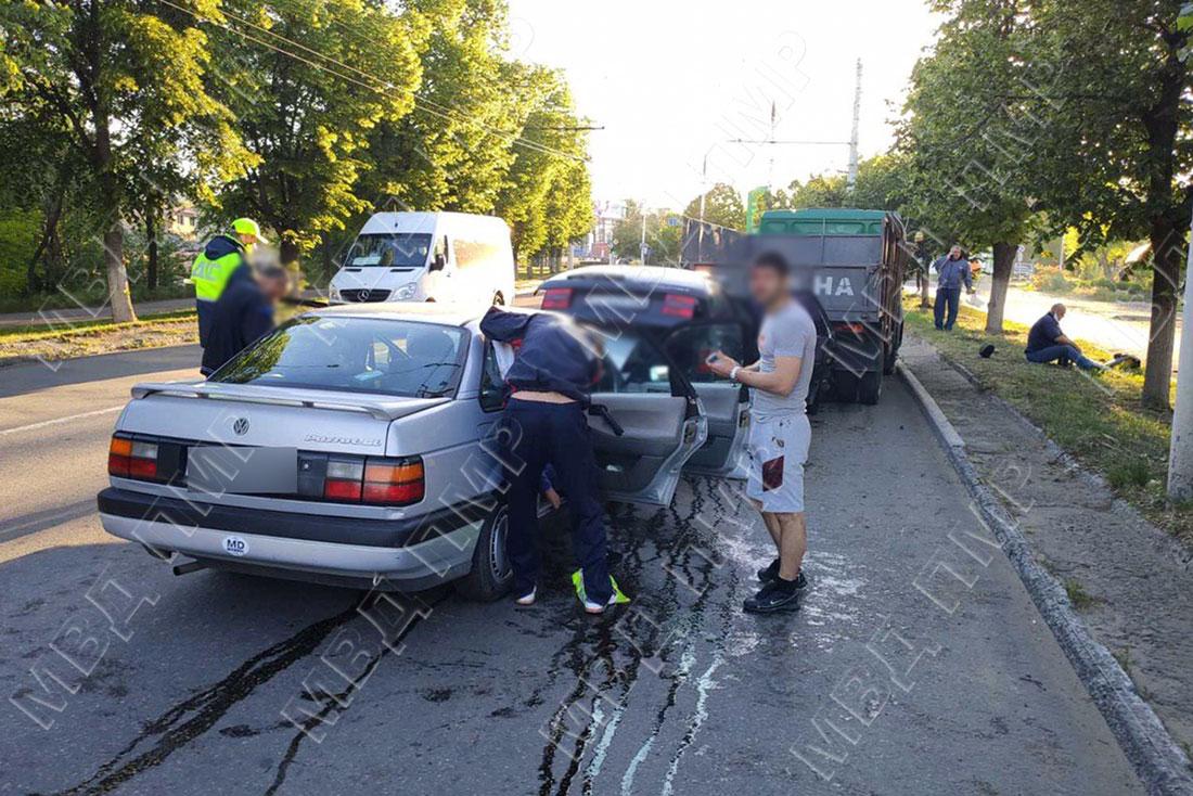 accident Tiraspol