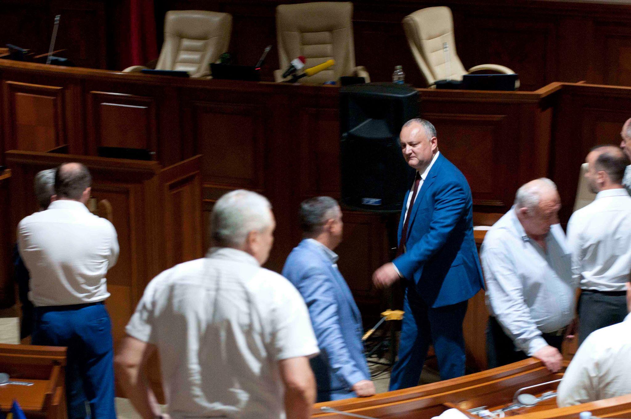 Parlament 8 iunie 2019