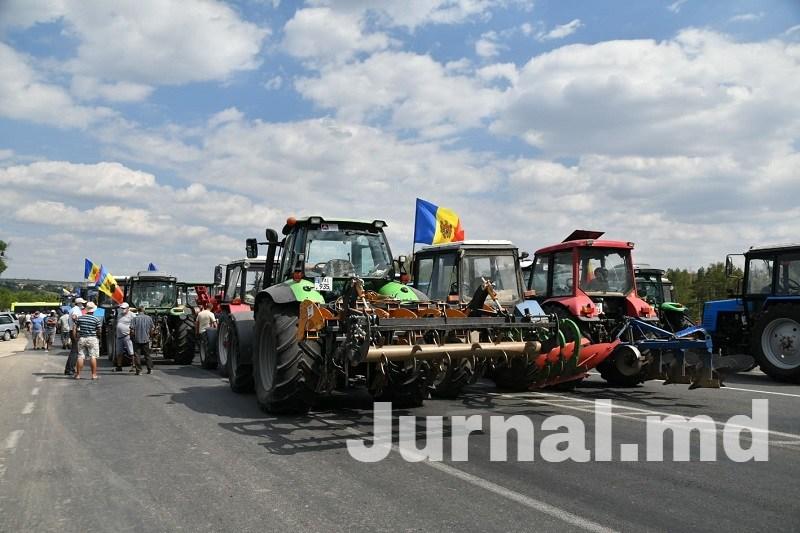 protest agricultori 14 august 2020