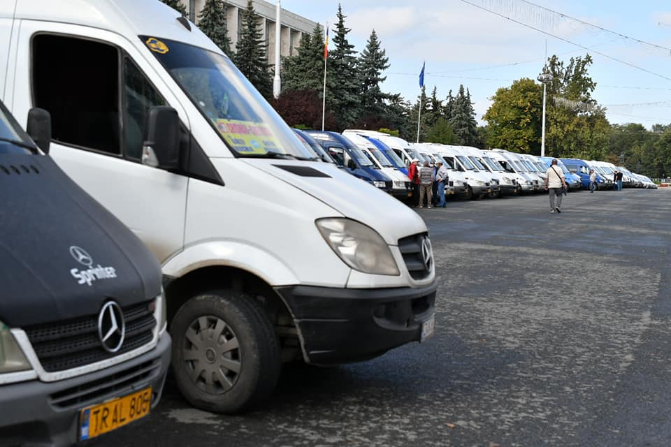 transport protest